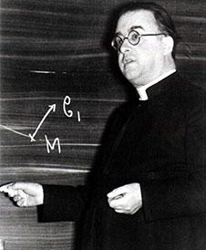 George Lemaitre