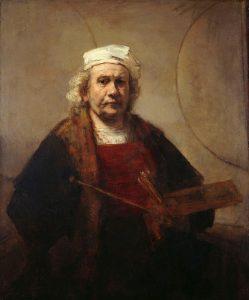 Rembrandt's Kenwood Portrait